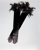 Picture of Black Evening Gloves GL2003