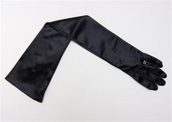 Picture of Black Evening Gloves GL2006