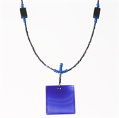 Picture of Glass Bead Necklace NL818