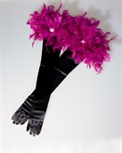 Picture of Black Evening Gloves GL2001