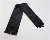 Picture of Black Evening Gloves GL2007