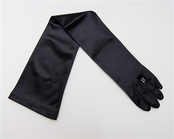 Picture of Black Evening Gloves GL2008