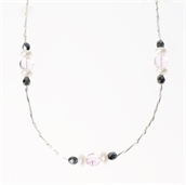 Picture of Glass Bead Necklace NL813